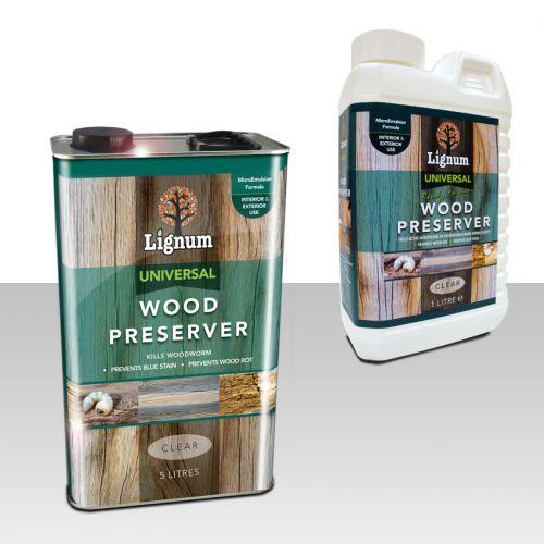 Lignum Wood Preserver